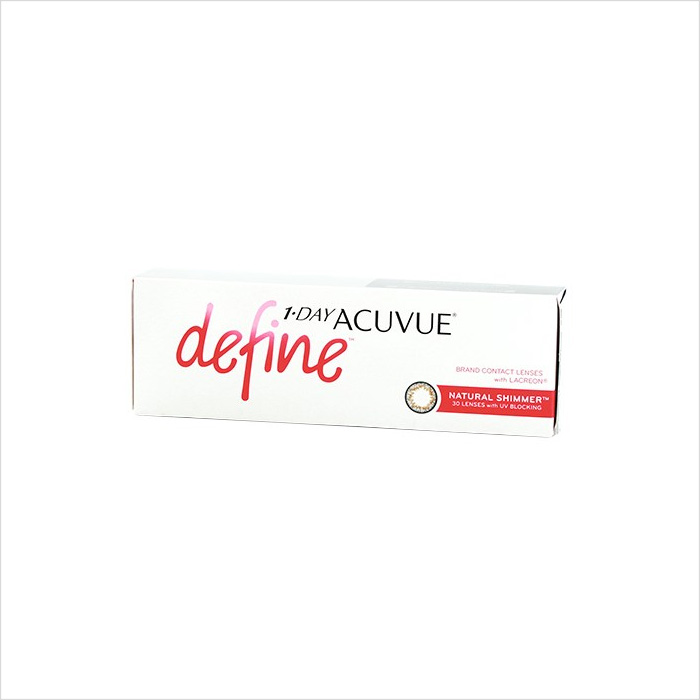 Acuvue 1 Day Define 30 Pack