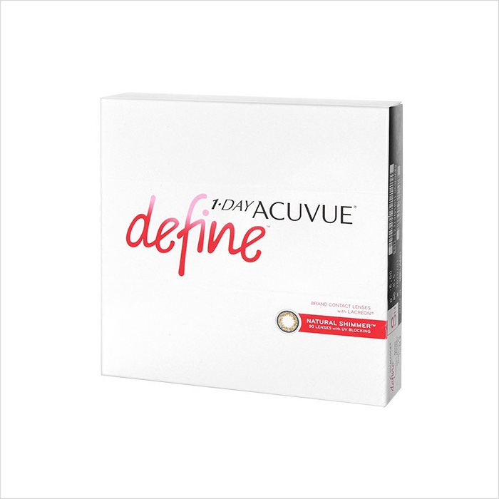 Acuvue 1 Day Define 90 Pack